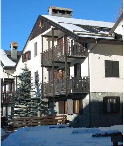 Delizioso appartamento di montagna