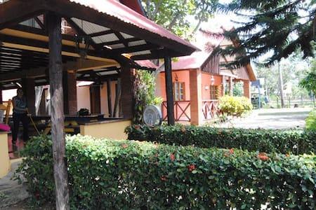 Rancho ruiseñor - Jarabacoa