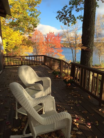Gorgeous Winnipesaukee Lake House - Laconia - Chalet