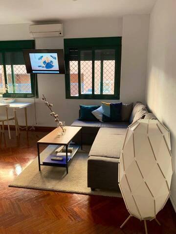 Habitación doble cozy en delicias