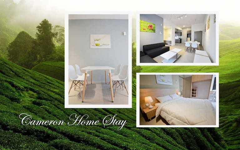 Nice Apartment to Stay at Golden Hill - Cameron Higlands - บ้าน