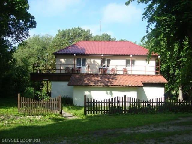 Квартира в гостевом доме в Янтарном, 3 км до моря - Kaliningrad Oblast - Bed & Breakfast