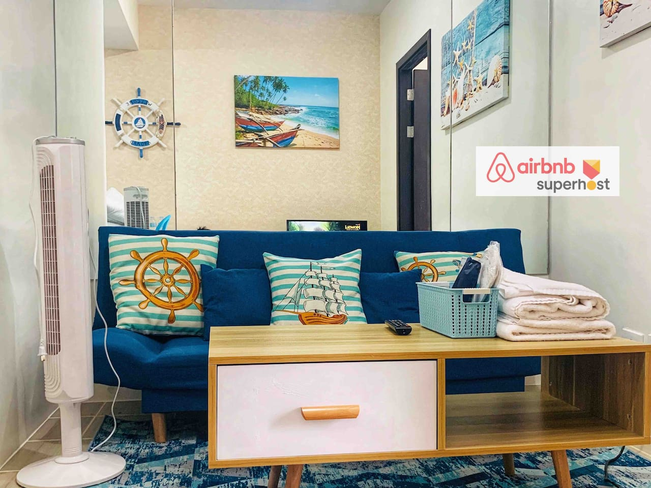 Certified Airbnb Superhost