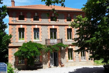 Guesthouse Tilleul avec piscine