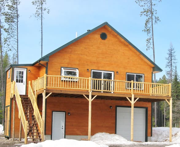 15 minutes from Glacier National Park - Columbia Falls - House