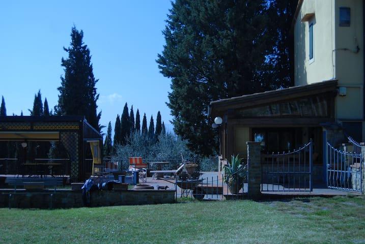 A travignoli, Pelago nel cuore del - Pelago - Villa