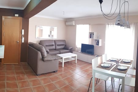 Nice apartment with terrace next to the city cente