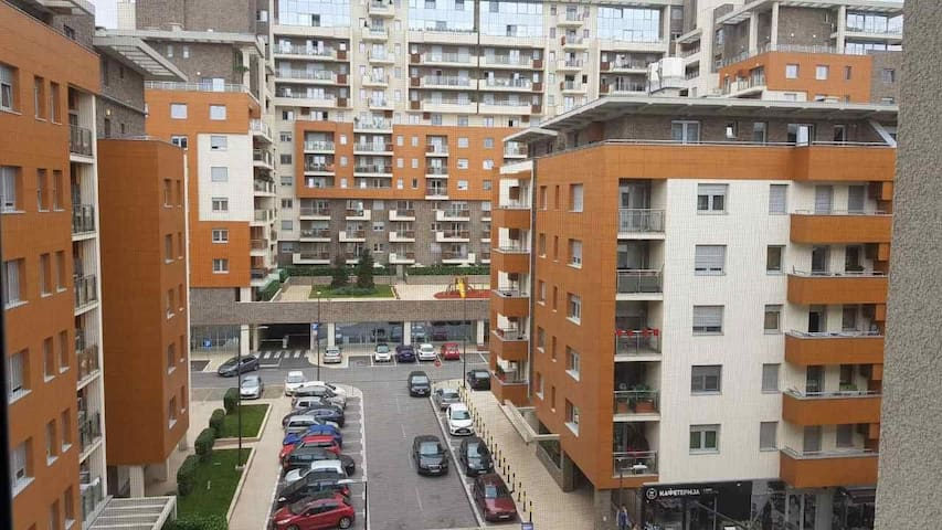 NEW Belgrade apartment with PARKING