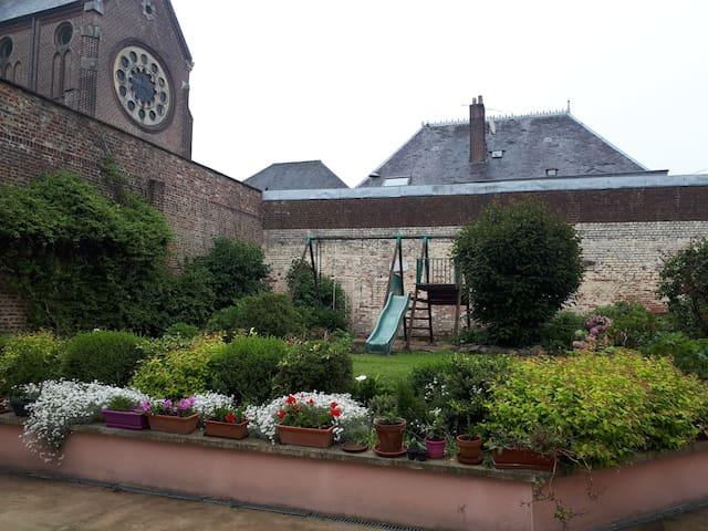 Chambre d'hôte au Nouvion en Thiérache
