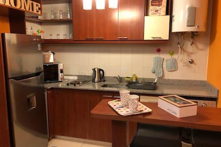 Apartamento Belmonte II cálido luminoso