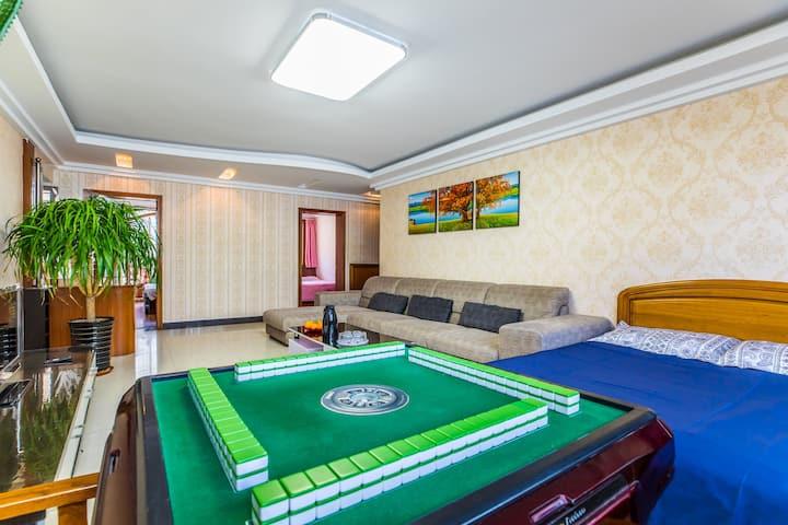一楼双卫避暑山庄最近的家庭公寓