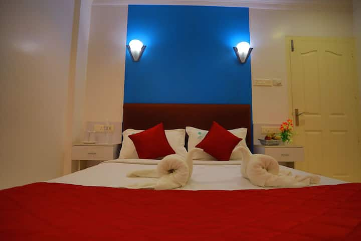 Good rooms in athirapilly on affordable rate