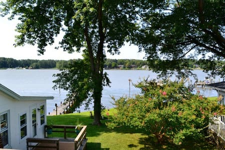 Beautiful Waterfront Walk-up flat in Southern Md. - Newburg - 公寓