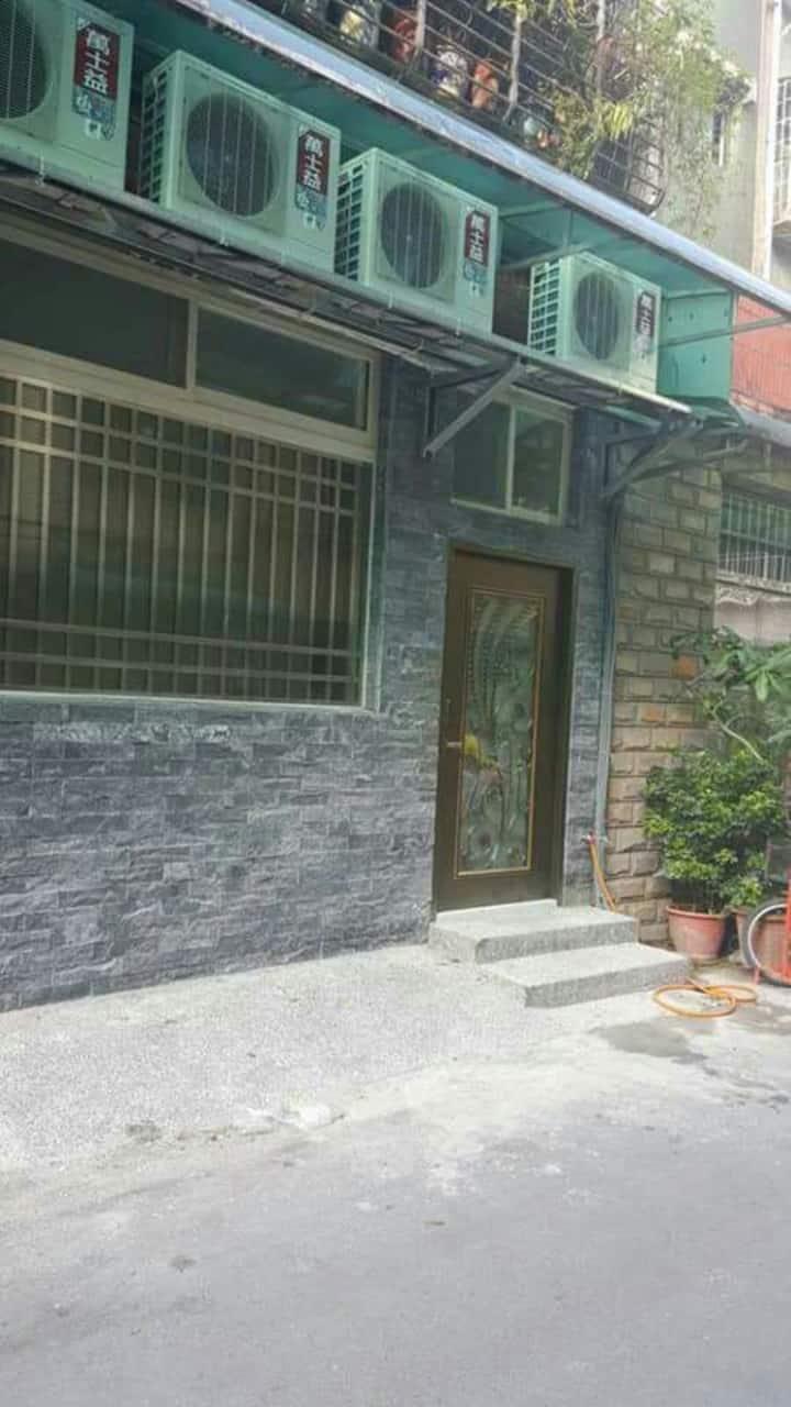 Small cozy room near Ximending