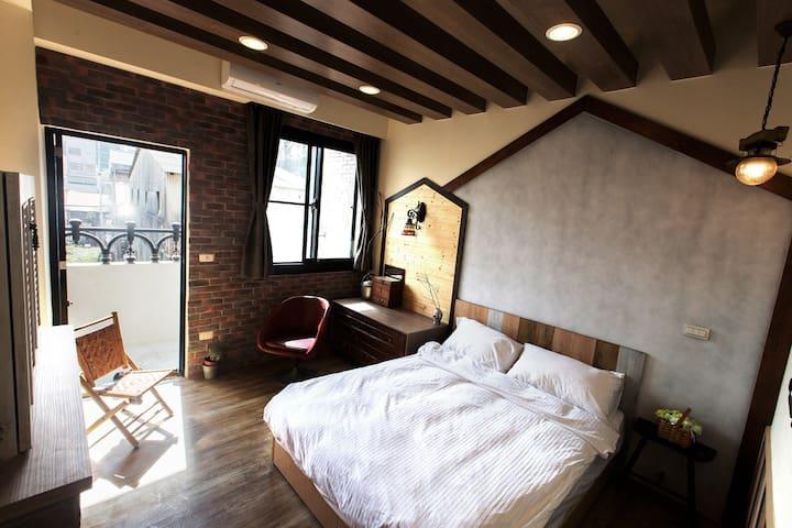 【Tainan Retro】2222 Guest House - West Central District - Bungalow