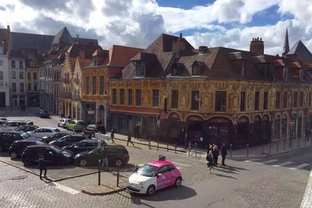 Suite parentale au coeur de  Lille - Lille