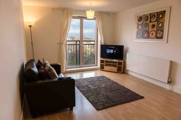 Barclaycard Arena Apartment