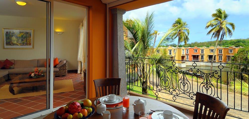 Magnifique Villa 2 chambres Port Chambly - piscine - Pamplemousses - Vila