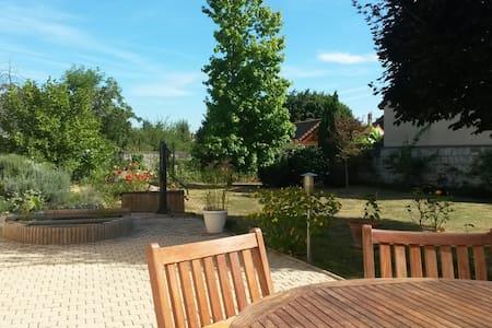 le jardin d'Ophélie - Châtellerault