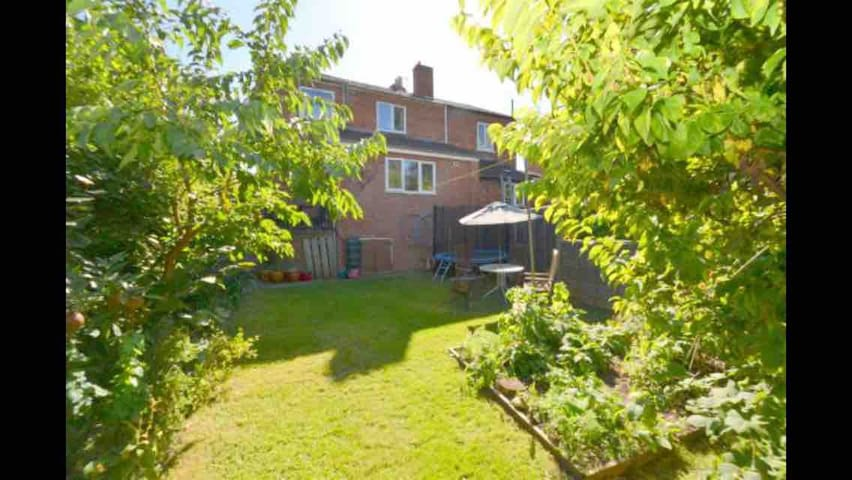 Family friendly home in the Malvern hills