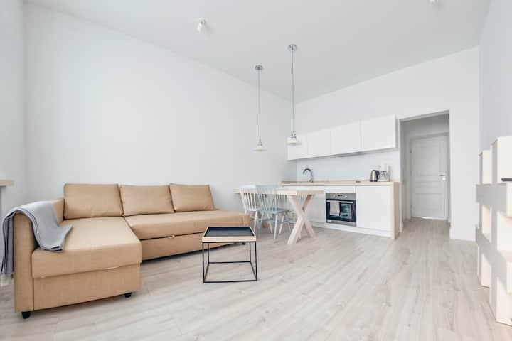 Gdynia Świętojańska 56/13 Apartament 132 dla 2 os.
