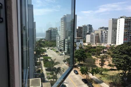 New apartment, excellent location, unbeatable view - Distrito de Lima - 公寓