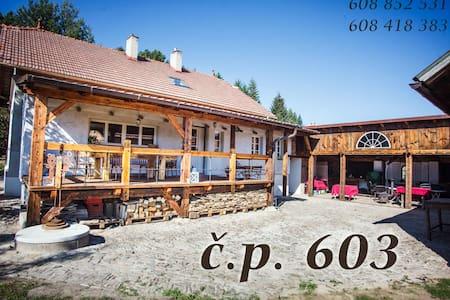 Villa 603 - Příbor - Talo