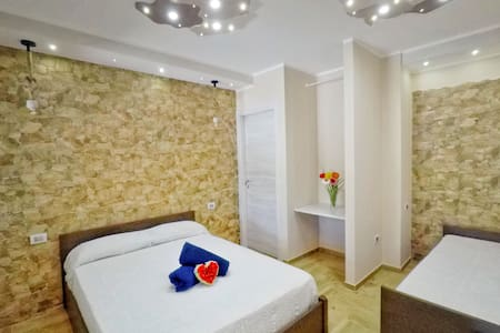 Brand New room Tropea Solemare