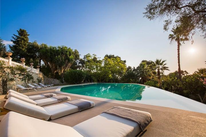 Ionian Garden Villas: Olea & Sol