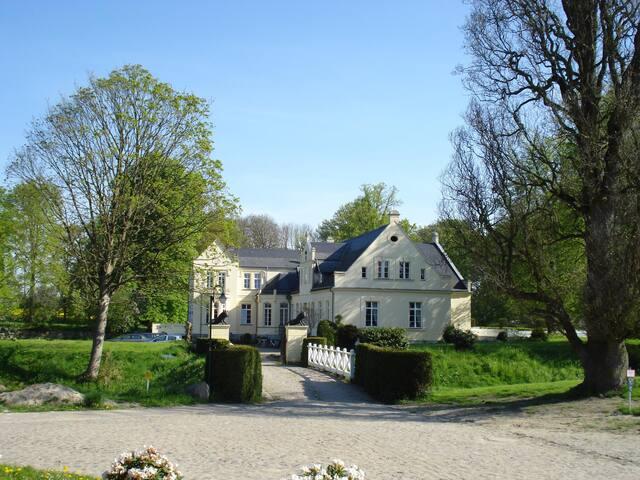FerienGut Dalwitz Reiterferien - Walkendorf - Zamek