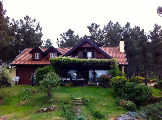 Quinta Douro Valley - 3 suites - São Mamede de Ribatua - Casa de camp