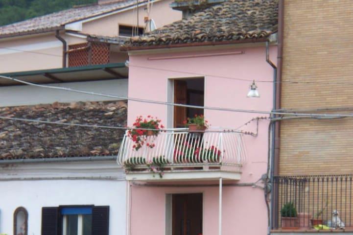 Casa Rosa - Teramo - Řadový dům