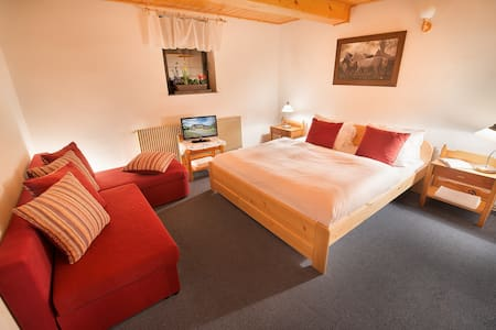 Penzion u Mauritzů - dvoulůžkový pokoj