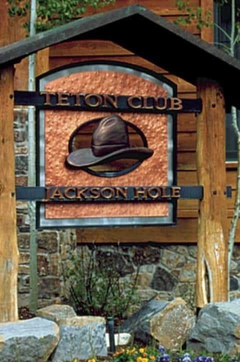 Teton Club 2 Bedroom Condo Jan 30 - Feb 6, 2021