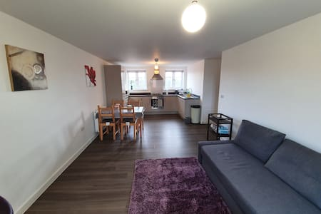 Quiet Wokingham flat