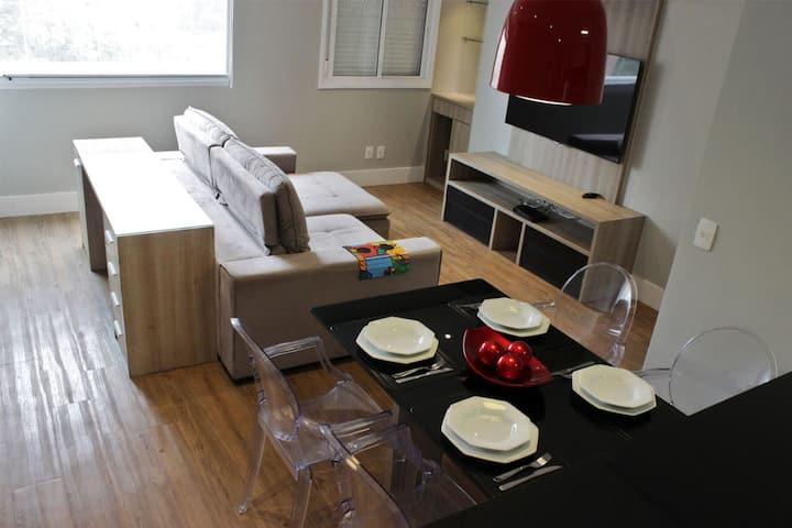 Apartamento confortável e aconchegante Morumbi