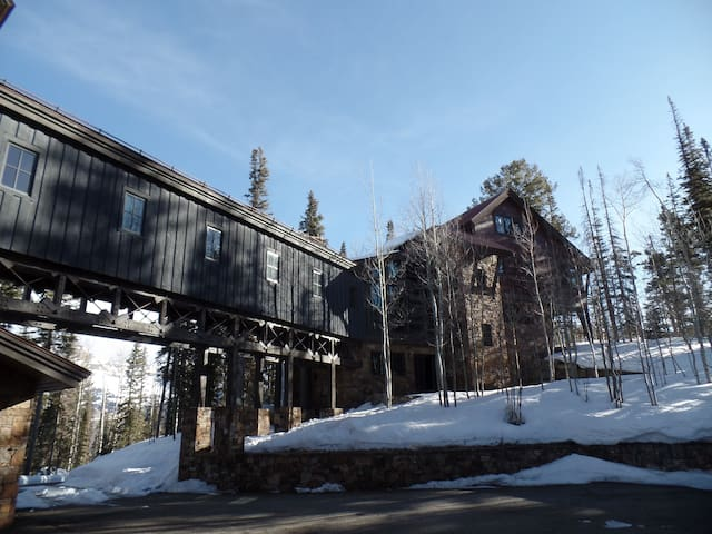 Mountain Getaway Ski In Ski Out (12 people) - Telluride - Hus