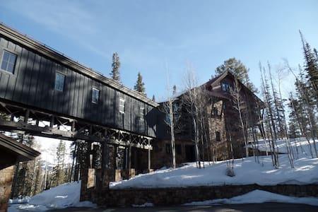 Mountain Getaway Ski In Ski Out (12 people) - Telluride - House