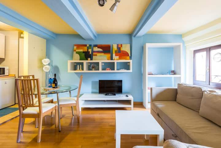 Appartamentino in centro/Flat in old town / WIFI