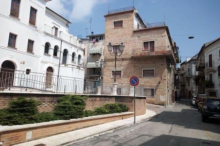 Palazzo Lemme, camere Eva&Rosa
