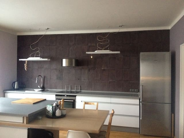 Modern Apt in the most beautiful area of Liberec - Liberec - Appartement
