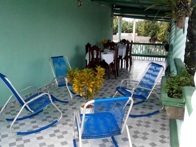 Casa Dussac & Playa Larga & Habitación 1