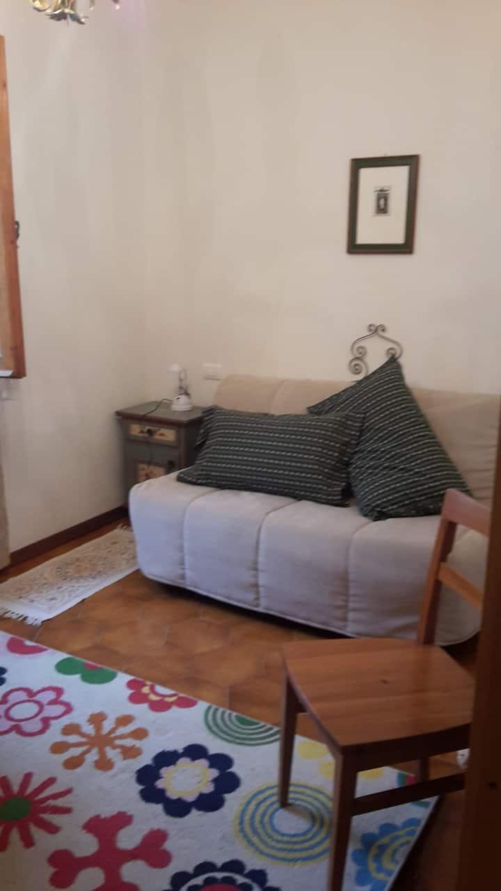 Casa sul Ciuffenna