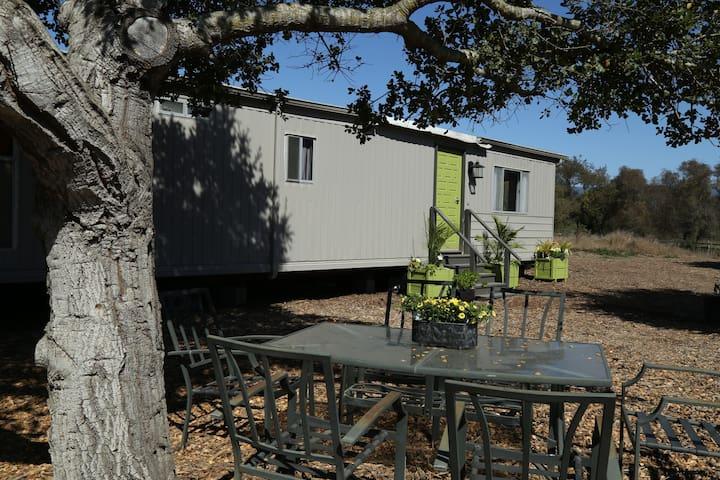 Hummingbird Ranch, Organic Getaway - Watsonville - Pensió