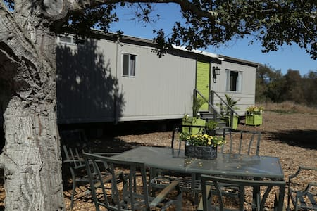 Hummingbird Ranch, Organic Getaway - Watsonville - Pension