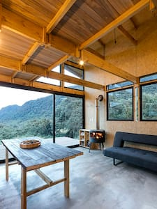 Cabin in Papallacta with hot springs - Papallacta - Kabin