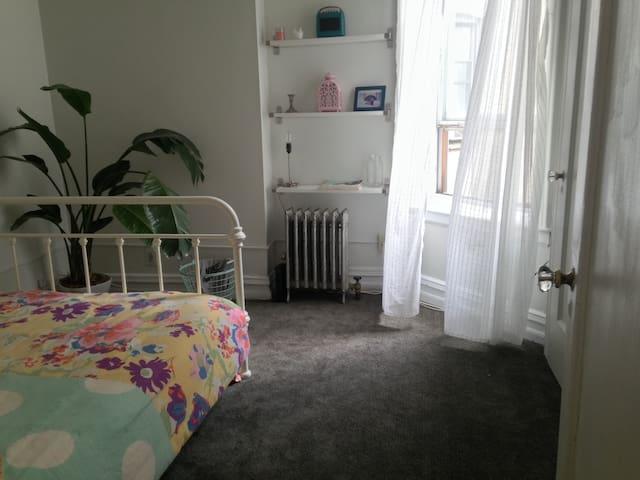 Pre War Park Slope on Prospect Park Bedroom 2