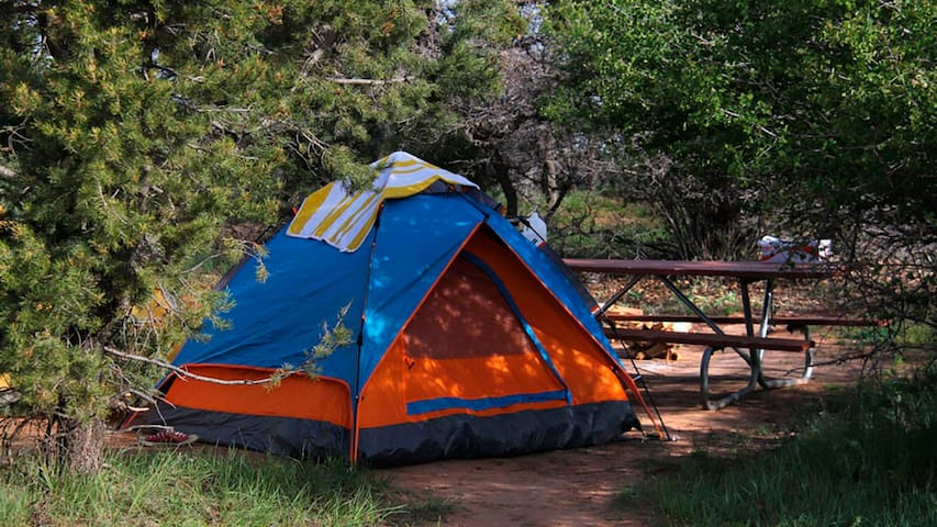 Zion Echo Canyon Camp Site