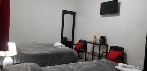 Apartamento Centrico  y Comodo (Hab. #14)