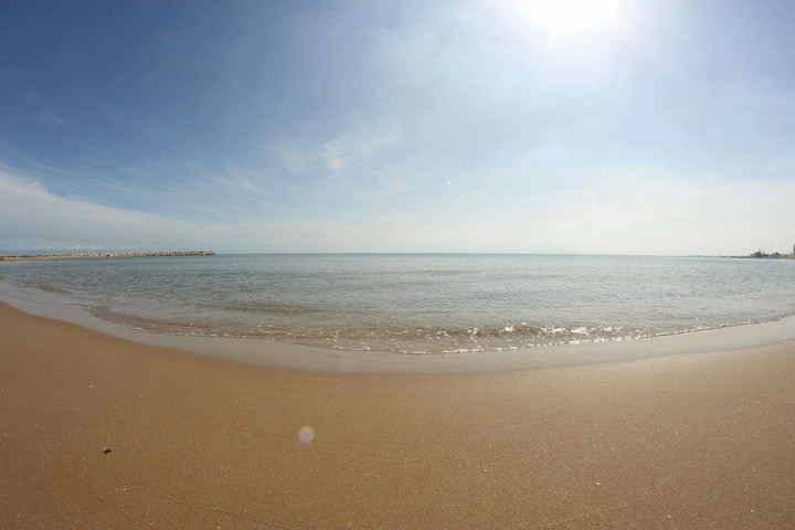 Maisonnette d'artiste a 50m de la plage a Carthage